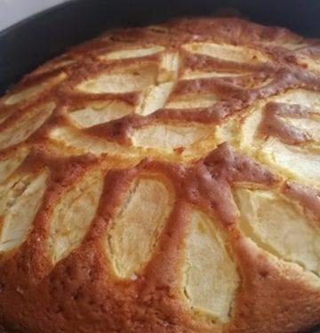 Torta di mele senza burro: la mia ricetta