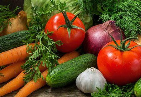 Verdure di stagione: mese per mese